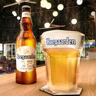 Пиво Хугарден 0,33л