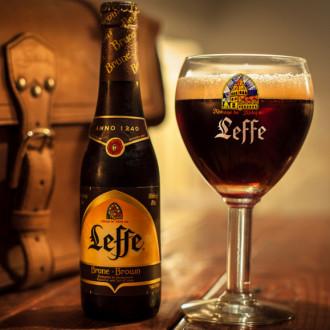 Пиво Льоф темне 0,3л