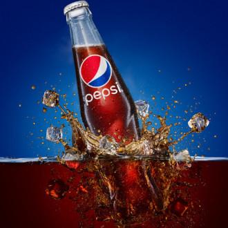 Pepsi  скло
