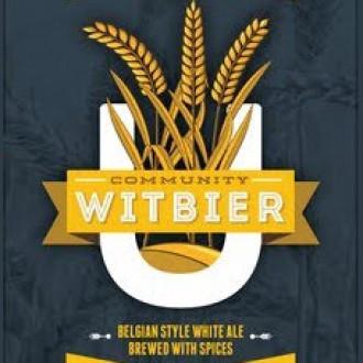 """Пиво """"Witbier"""" Бургомістр"""