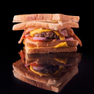 "Бургер ""Без назви"""
