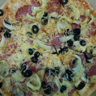 Піца Амеріканка