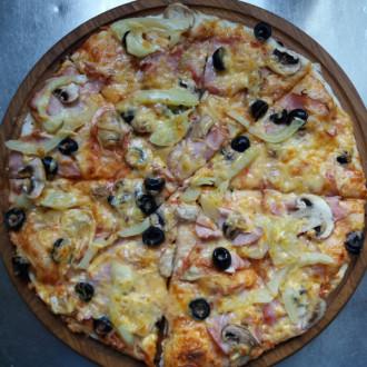 Піца Della-Cossa