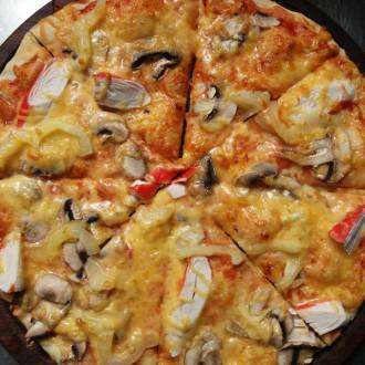 Піца Краб