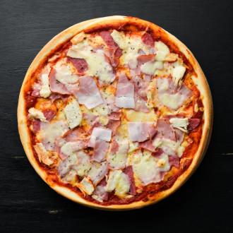 Pizza Smakue з М'ЯСОМ