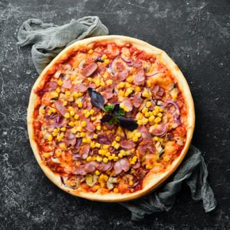 Pizza Smakue з ТЕХАСУ