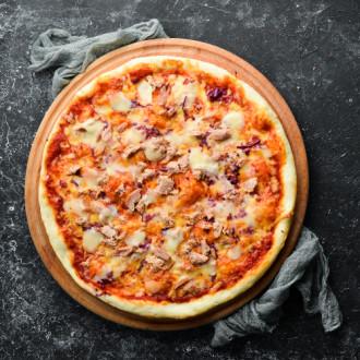 Pizza Smakue з ТУНЦЕМ