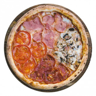 """Піца """"Кватро Стаджіоні"""" 30 см."""