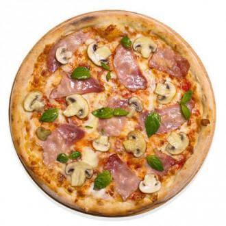 """Піца """"Шинка та гриби"""" 30 см."""