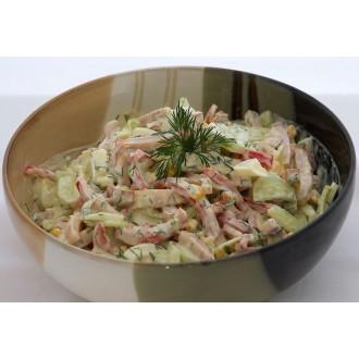 Салат з курки